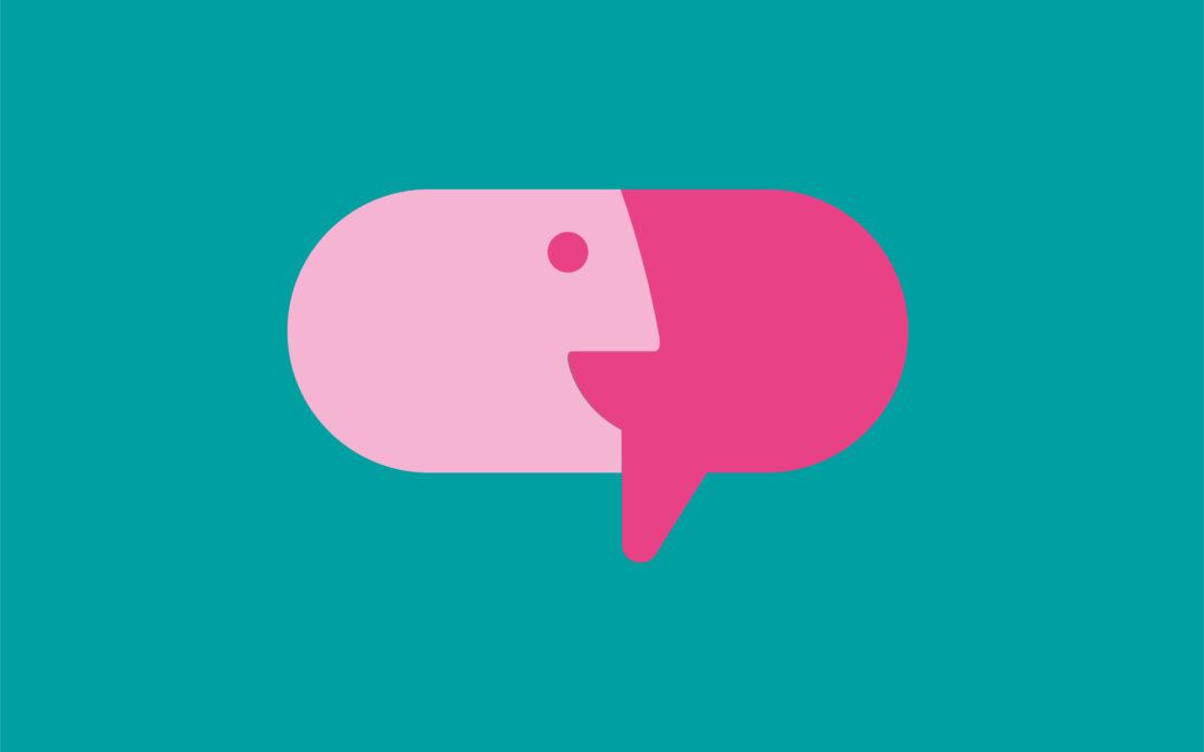 You should talk!